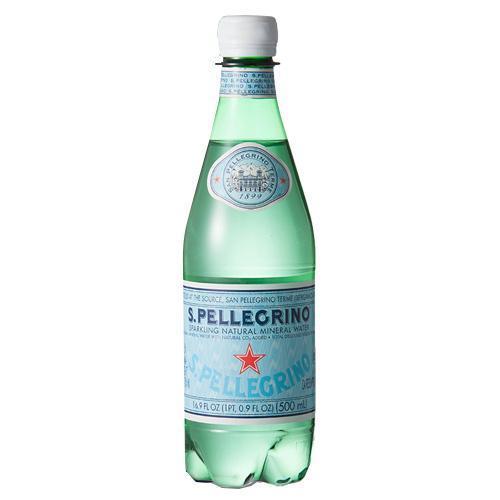 サンペレグリノ ペットボトル 炭酸水 正規輸入品(500mL*24本入)