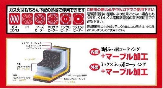 IHマーブル 26cmの商品画像|3