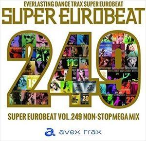 【CD】 スーパーユーロビート VOL.249