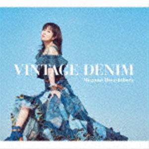 林原めぐみ/30th Anniversary Best Album「VINTAGE DENIM」