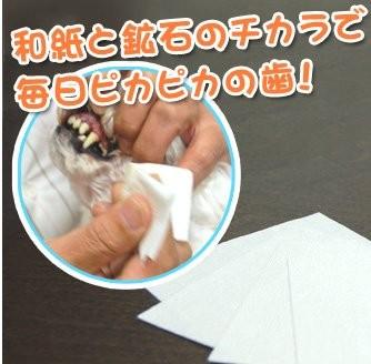 ワンコ歯石トルン 120枚の商品画像|2