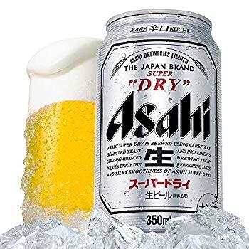 アサヒビール アサヒ スーパードライ スーパードライ 350ml缶 1ケース(24本)の商品画像|2
