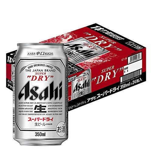 アサヒビール アサヒ スーパードライ スーパードライ 350ml缶 1ケース(24本)の商品画像|4