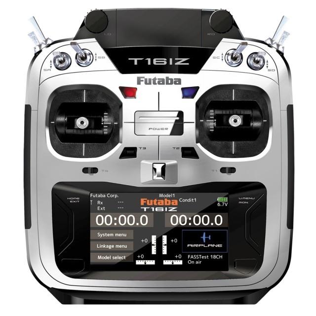 双葉電子工業 プロポ 16IZ ヘリ用T/Rセット R7108SBの商品画像|ナビ