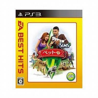 【PS3】エレクトロニック・アーツ ザ・シムズ 3 ペット [EA BEST HITS]の商品画像 ナビ