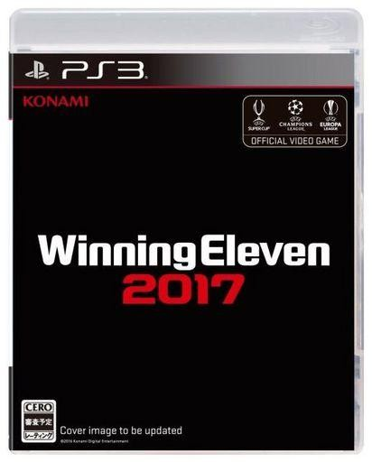 【PS3】コナミデジタルエンタテインメント ウイニングイレブン 2017の商品画像|ナビ