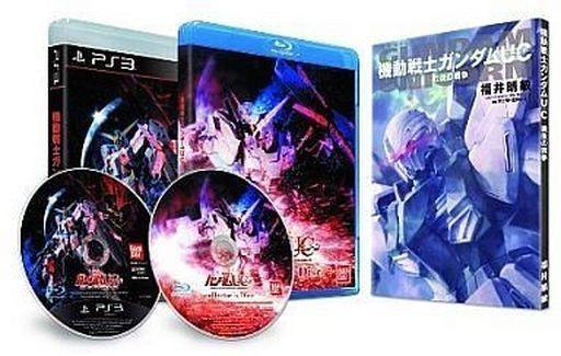 【PS3】バンダイナムコエンターテインメント 機動戦士ガンダムUC [特装版]の商品画像|ナビ