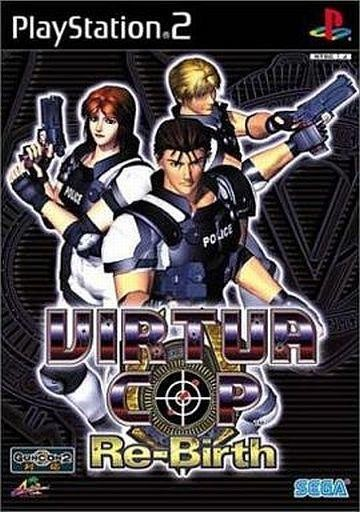 【PS2】 VIRTUA COP Re-Birthの商品画像|ナビ