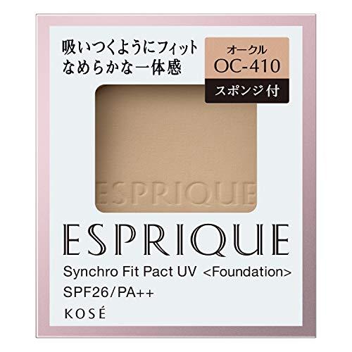 エスプリーク シンクロフィット パクト UV OC-410 オークル レフィルの商品画像|ナビ