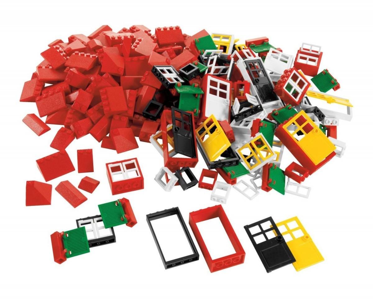 レゴ 9386 新ドアと窓の商品画像|ナビ