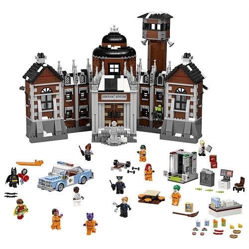 レゴ 70912 アーカム・アサイラムの商品画像 ナビ