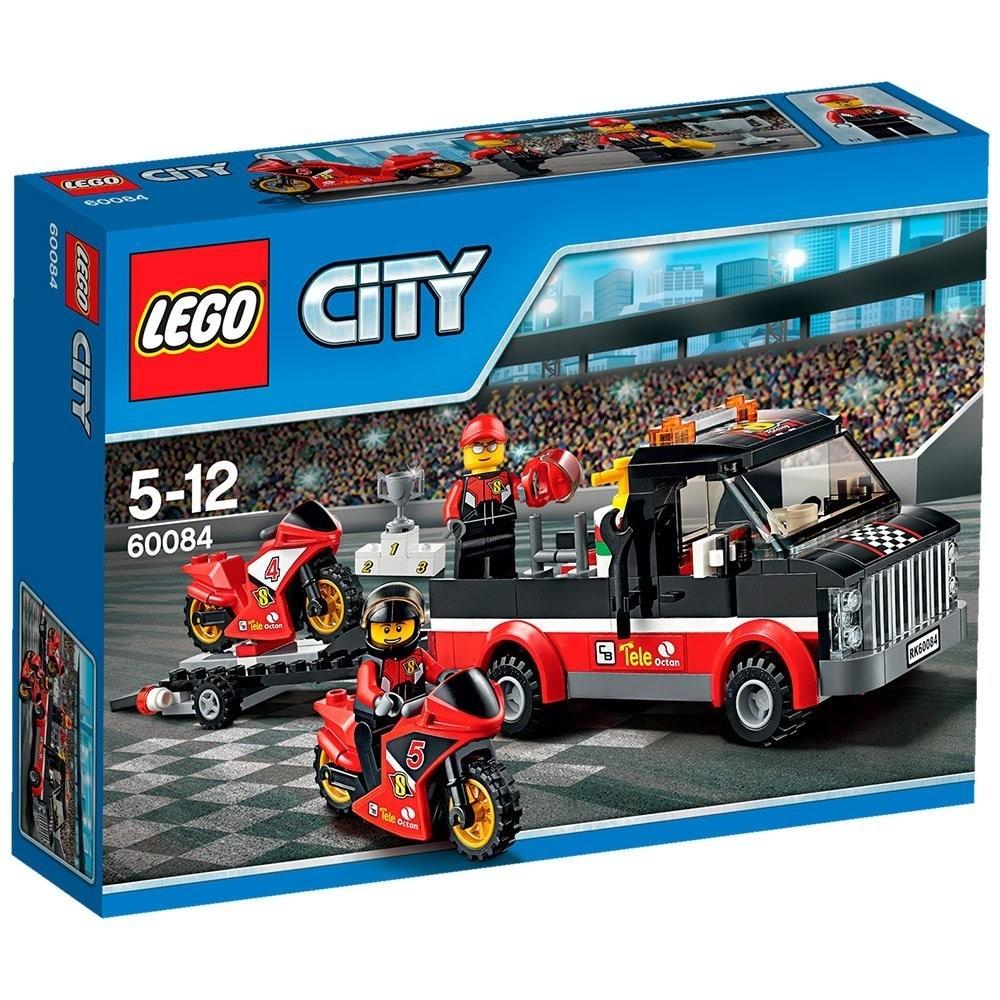 レゴ 60084 レースバイクキャリアーの商品画像 ナビ