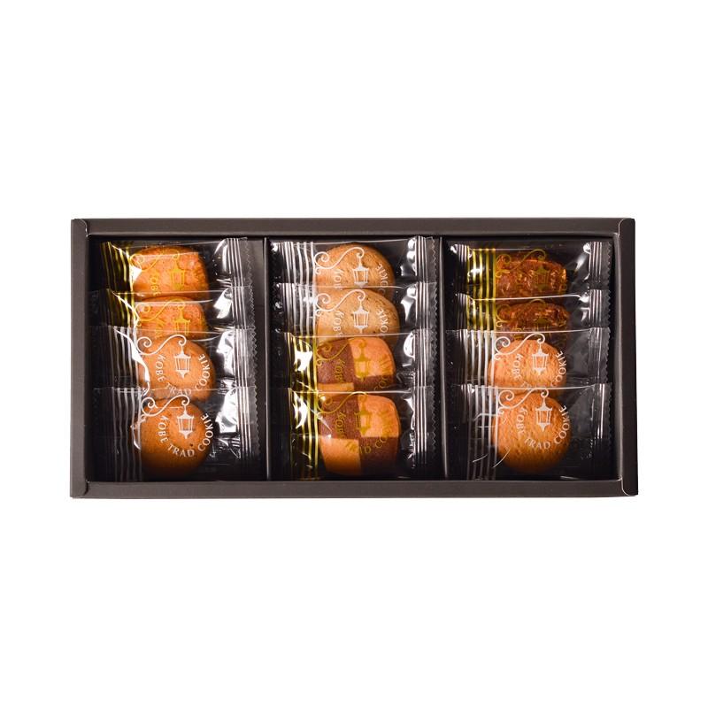昭栄 神戸浪漫 神戸トラッドクッキー KTC-50 15枚入×1個の商品画像|2