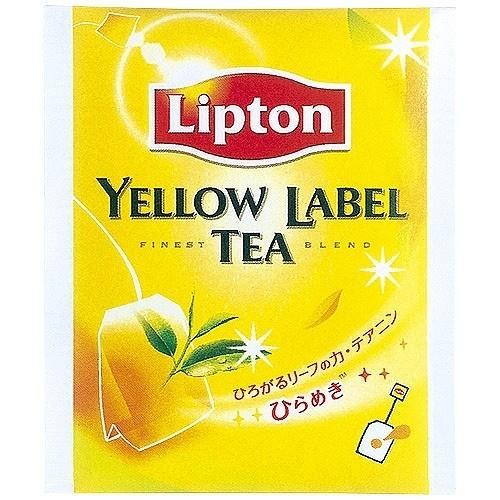 リプトン イエローラベル ティーバッグ 100袋 × 1個の商品画像|2