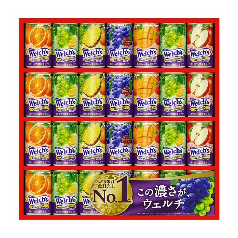 Welch's ギフト W30 × 1個の商品画像|2