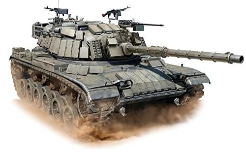ドラゴンモデルズ イスラエル国防軍 IDF M60 ERA(爆発反応装甲/リアクティブアーマー)装備型(1/35スケール DR3581)の商品画像|ナビ