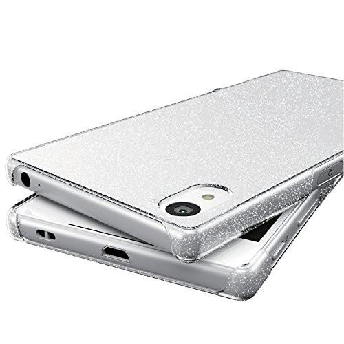 エレコム Xperia Z5用 シェルカバー ラメクリア PM-SOZ5PVBSVCRの商品画像|3