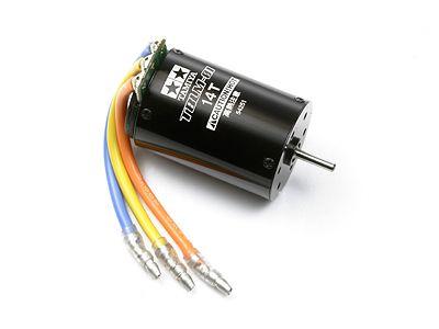 タミヤ モーター OP.1251 タミヤ ブラシレスモーター 01 14T 54251の商品画像|ナビ