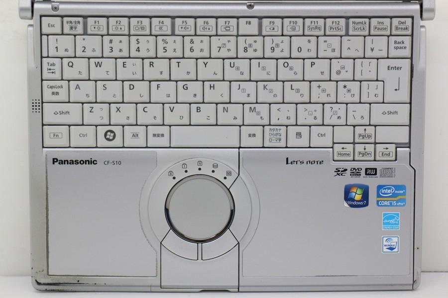 パナソニック Let's note S10 CF-S10EYADR [2011年秋冬モデル]の商品画像|2