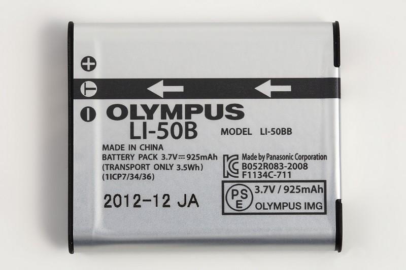 リチウムイオン充電池 LI-50Bの商品画像|2