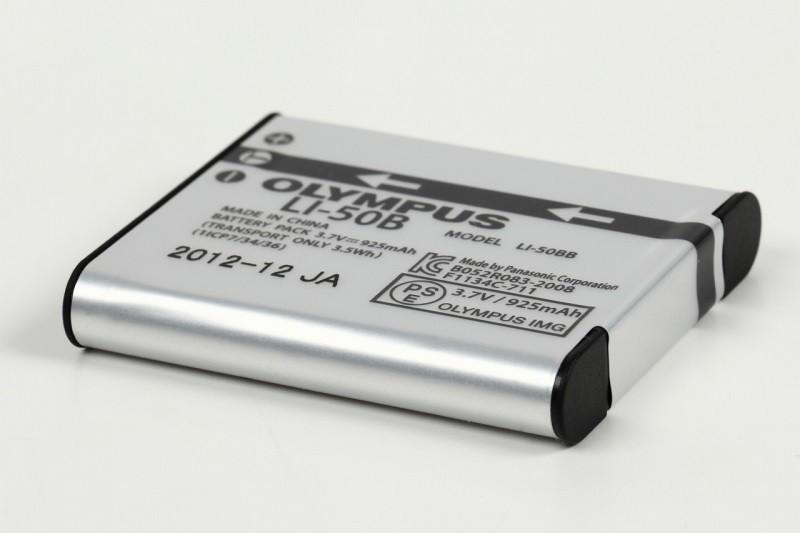 リチウムイオン充電池 LI-50Bの商品画像|4