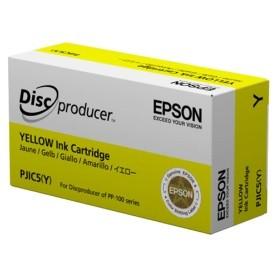エプソン インクカートリッジ PJIC5Y(イエロー)の商品画像|2