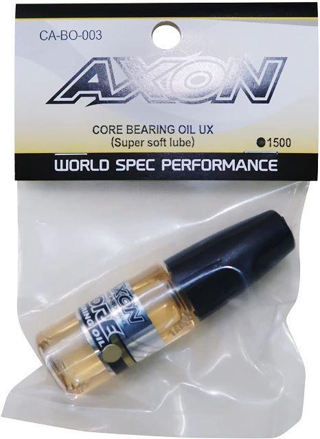 AXON CORE BEARING OIL UX (Super soft lube) CA-BO-003の商品画像 ナビ