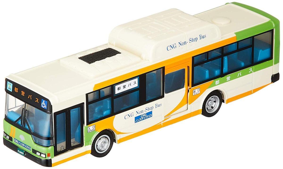アガツマ ダイヤペット DK-4104 ノンステップ都営バスの商品画像 ナビ