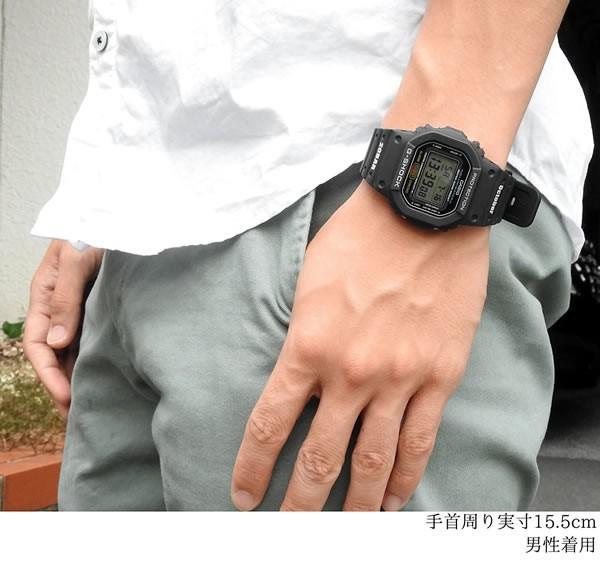 G-SHOCK ORIGIN DW-5600E-1Vの商品画像|2