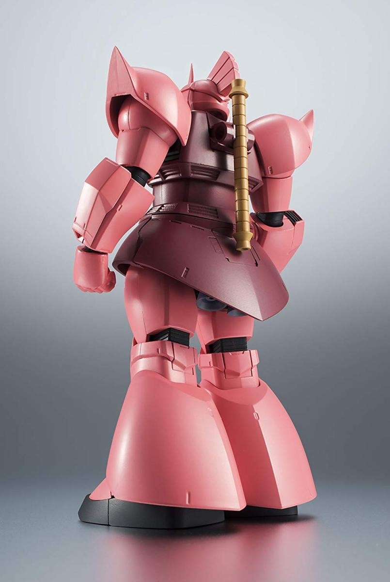 ROBOT魂 <SIDE MS> MS-14S シャア専用ゲルググ Ver. A.N.I.M.E.の商品画像|3