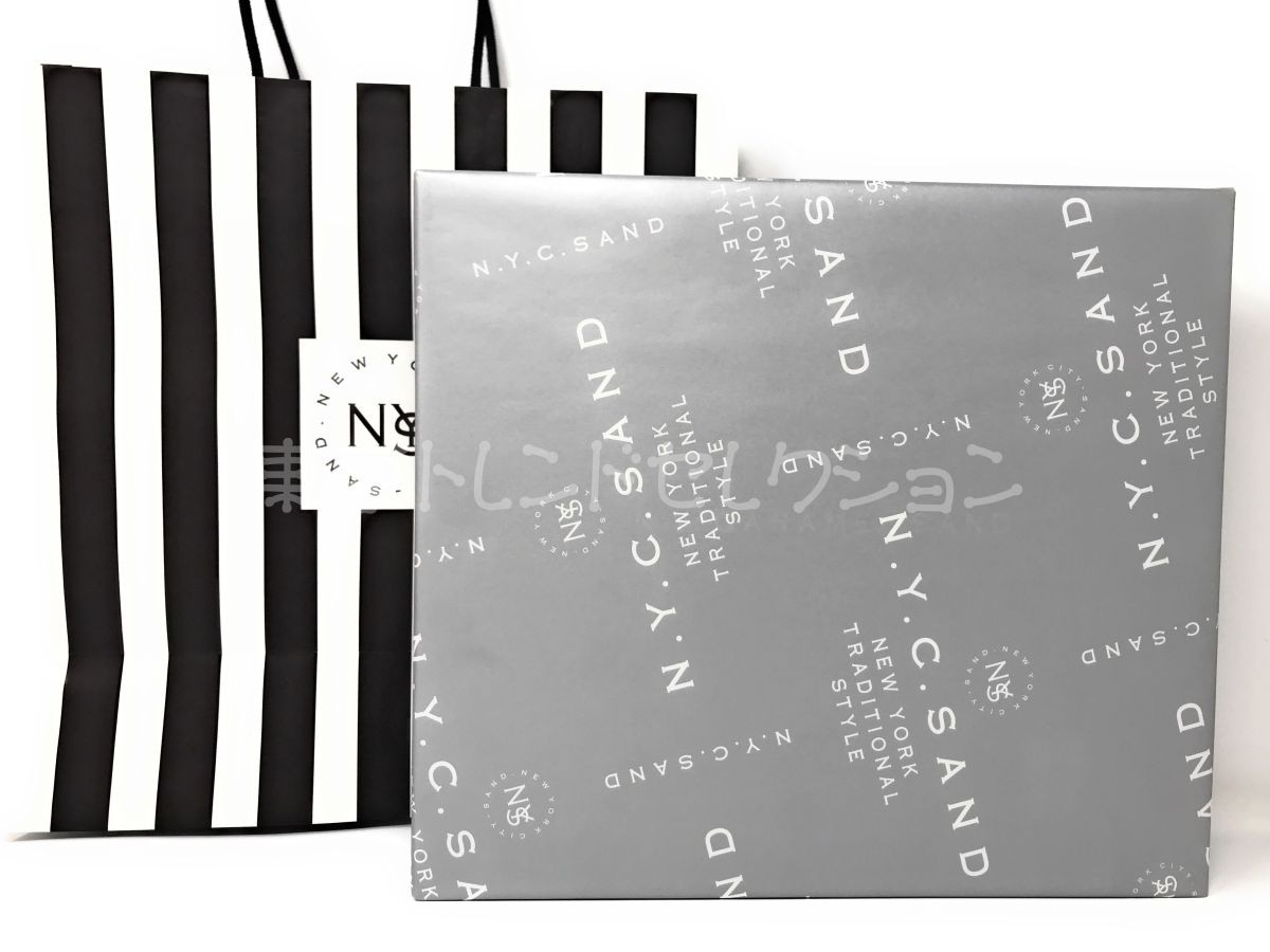 東京玉子本舗 N.Y.キャラメルサンド 40個入×1個の商品画像|3