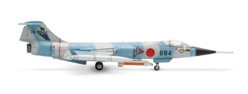ヘルパウィングス ロッキード F-104J 航空自衛隊(1/200スケール 552189)の商品画像|ナビ