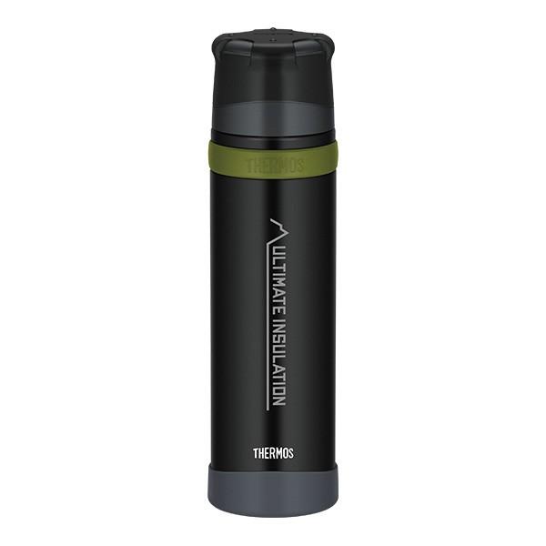 ステンレスボトル 0.9L(マットブラック)FFX-901 MTBKの商品画像|ナビ