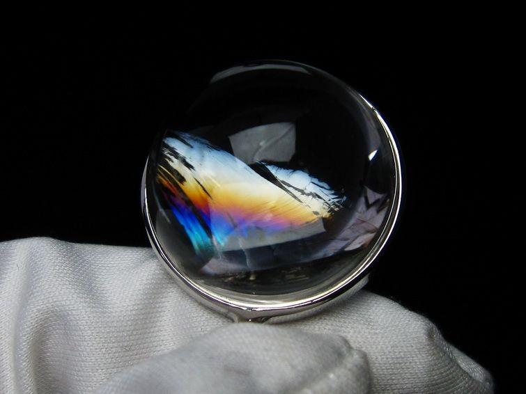 水晶  ペンダント