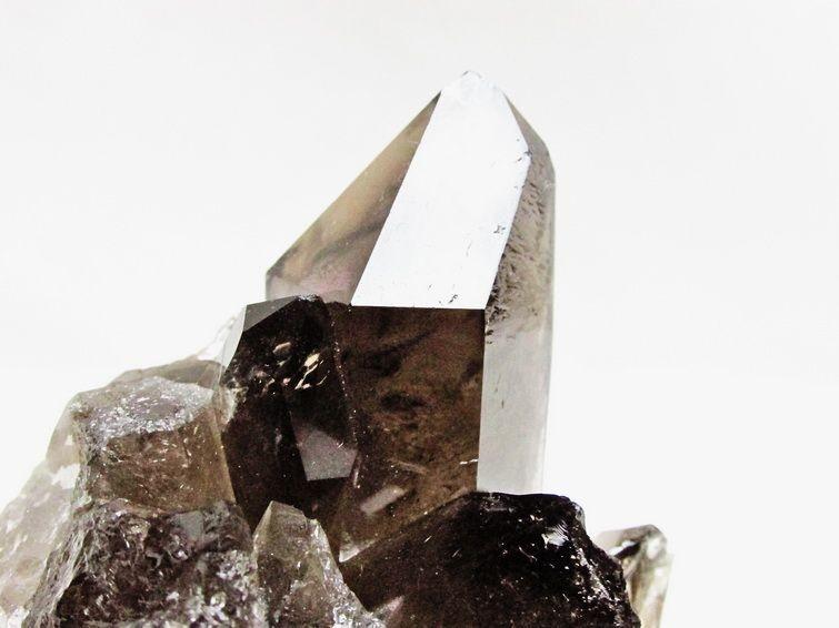 モリオン 黒水晶  クラスター
