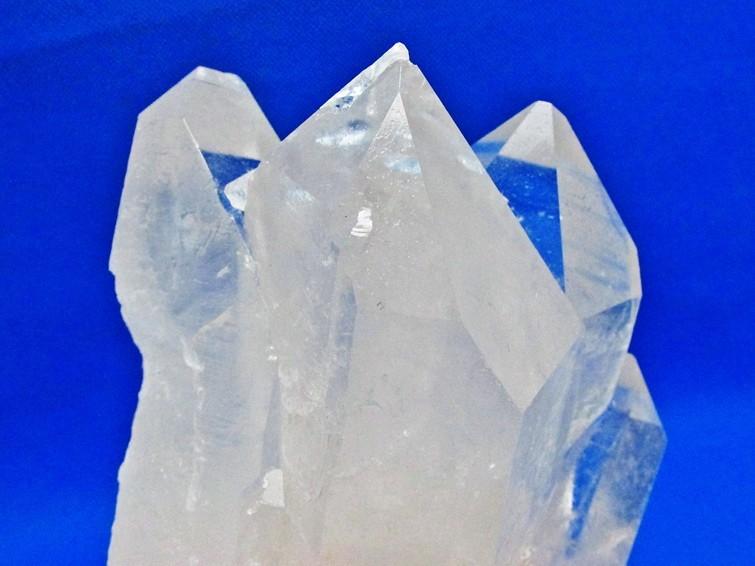 水晶 クリスタルクォーツ  クラスター