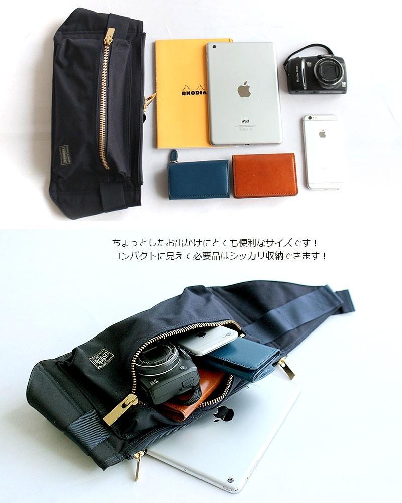 吉田カバン ポーター スペック ウエストバッグ 580-19605の商品画像|4