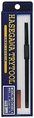 モデリングチゼル(片刃平) (ノンスケール トライツール TT9)の商品画像|ナビ