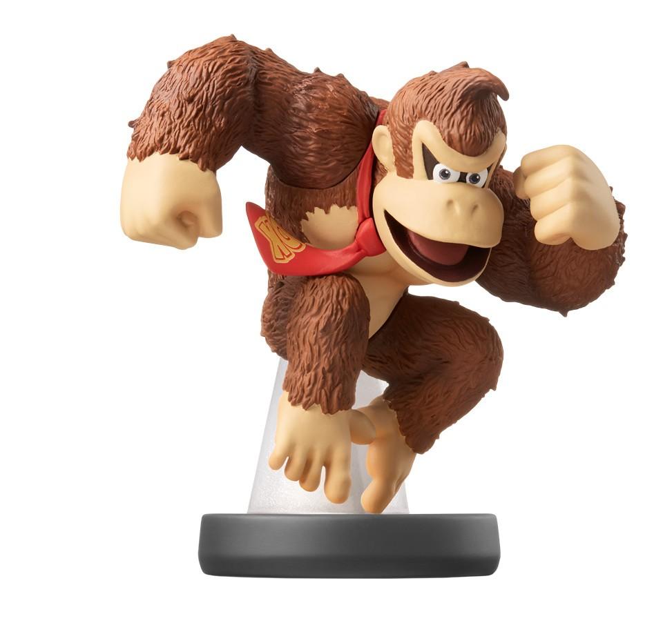 任天堂 Wii U amiibo ドンキーコングの商品画像 ナビ