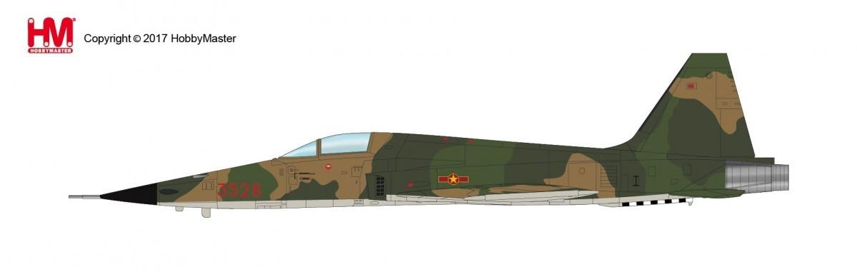 ホビーマスター F-5E タイガーII ベトナム人民空軍(1/72スケール HA3327)の商品画像|ナビ