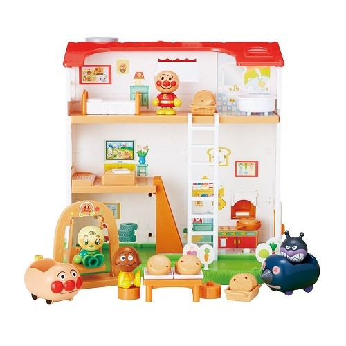 バンダイ ようこそ も~っとたのしい パンこうじょうハウス スペシャルセットの商品画像|ナビ