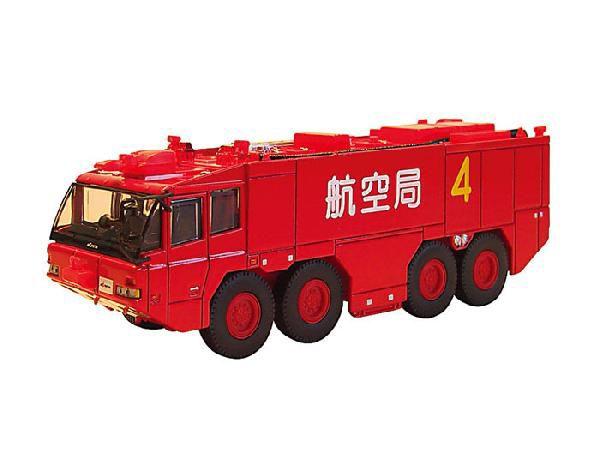 アガツマ DK-3103 空港用大型化学消防車の商品画像|ナビ