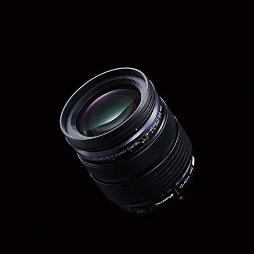 オリンパス Mズイコーデジタル M.ZUIKO DIGITAL ED 12-40mm F2.8 PROの商品画像|4
