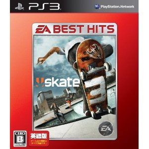 【PS3】エレクトロニック・アーツ スケート3 [EA BEST HITS]の商品画像|ナビ