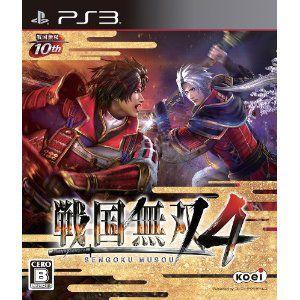 【PS3】コーエーテクモゲームス 戦国無双4 [通常版]の商品画像|ナビ