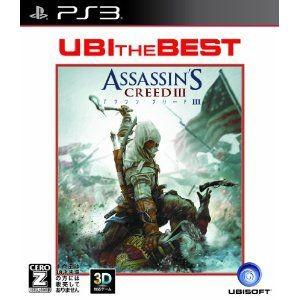 【PS3】ユービーアイ ソフト アサシン クリードIII [ユービーアイ・ザ・ベスト]の商品画像|ナビ