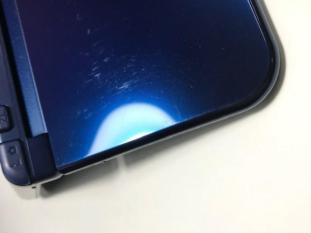 任天堂 Newニンテンドー3DS LL メタリックブルーの商品画像|2