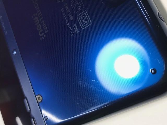 任天堂 Newニンテンドー3DS LL メタリックブルーの商品画像|4