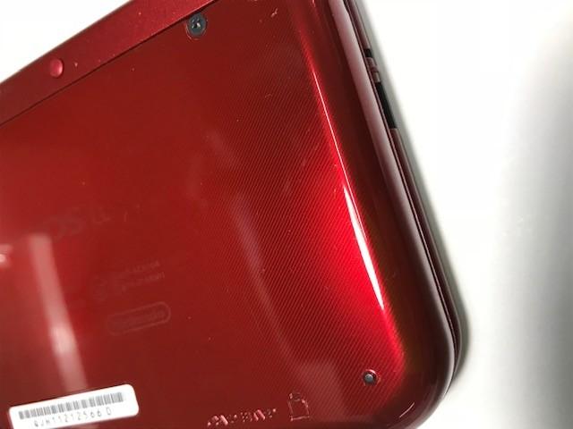 任天堂 Newニンテンドー3DS LL メタリックレッドの商品画像|4