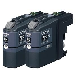ブラザー工業 インクカートリッジ LC12BK-2PK(お徳用ブラック2個パック)の商品画像|4